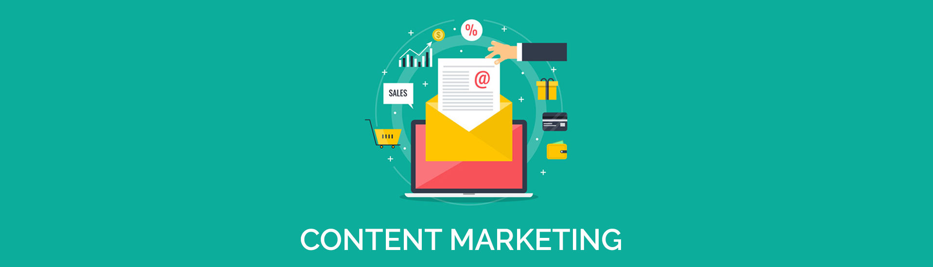 Financial content marketing