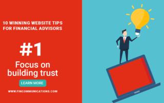 Websites for advisors