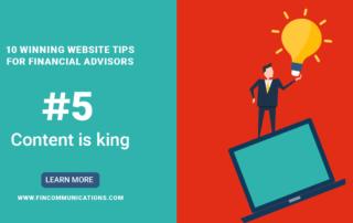 Advisor websites