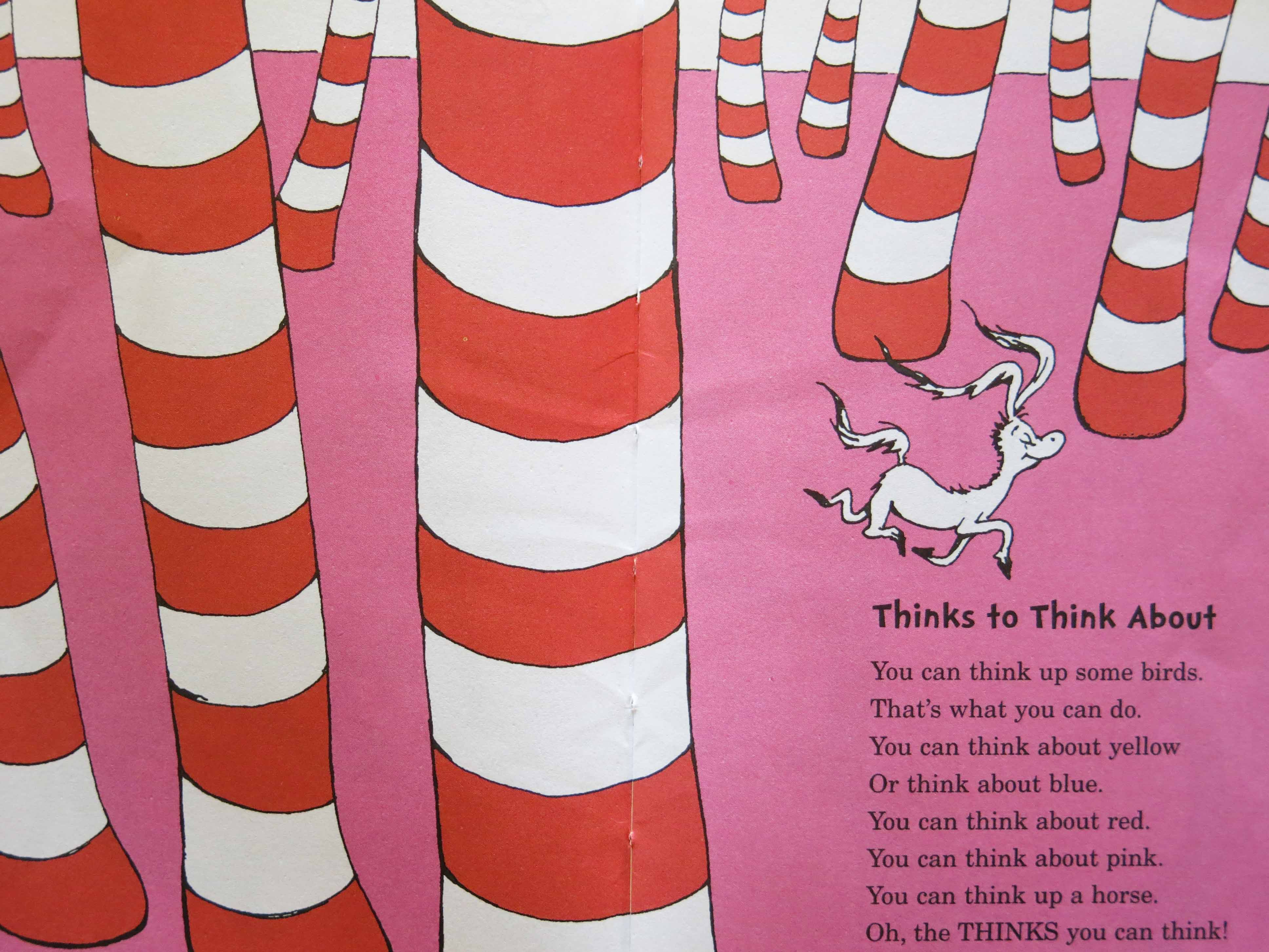 Dr Seuss and business