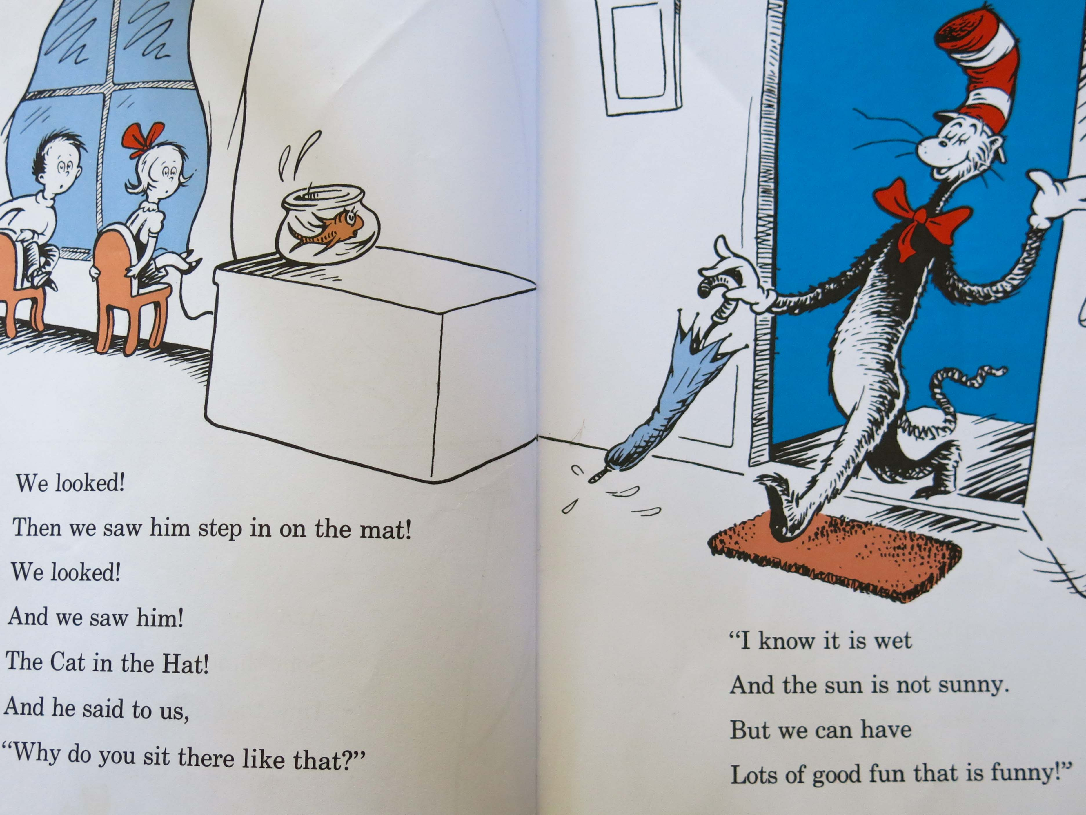 Business lessons from Dr Seuss